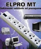 Elektronski zaštitnik od prenapona ELPRO MT