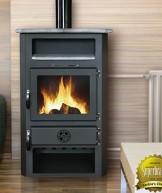 MBS Peć na drva sa kotlom za etažno grejanje Thermo IN 19 KW