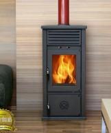 MBS Peć na drva Vesta Plus 9 KW – peć na čvrsto gorivo MBS