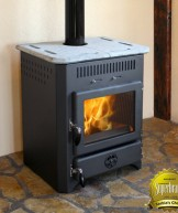 MBS Peć na drva sa kotlom za etažno grejanje Thermo Vulkan 25 KW