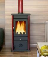 MBS Peć na drva sa kotlom za etažno grejanje Thermo Vesta 9 KW