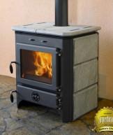 MBS Peć na drva VULKAN S 21 KW – peć na čvrsto gorivo MBS